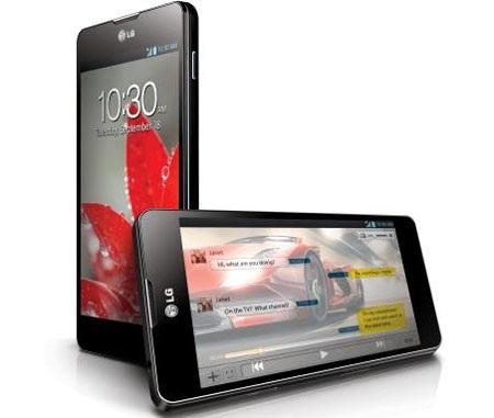 LG sẽ thách thức Samsung bằng chiếc điện thoại Optimus G II 8 lõi mạnh mẽ.