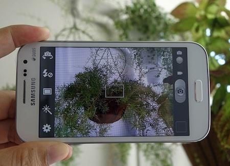 Camera 5 megapixel.