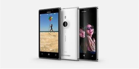 Nokia Lumia 925 viền nhôm sở hữu máy ảnh 8.7MP có thể chụp trong bóng tối