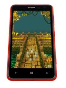 Smartphone màn hình khủng Lumia 625 chính hãng giá 5,7 triệu đồng