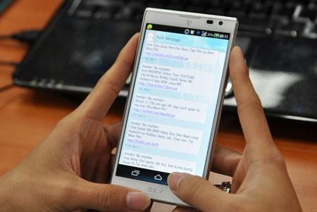 Vì sao Việt Nam khó chặn tin nhắn rác, tin nhắn khiêu dâm?