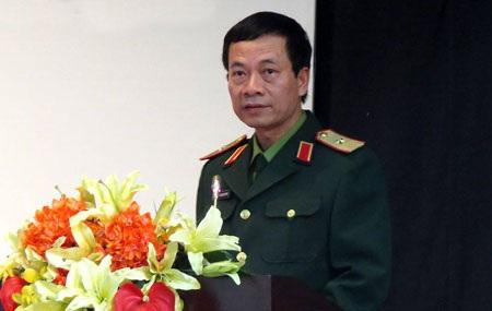Thiếu tướng Nguyễn Mạnh Hùng - TGĐ Tập đoàn Viễn thông Quân đội Viettel