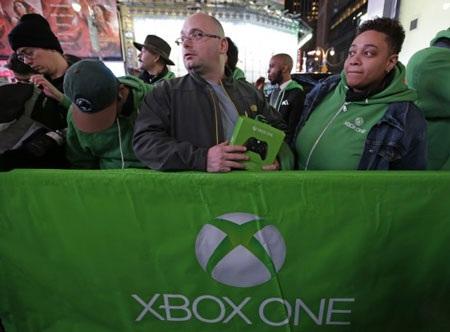 Xbox One là một trong những thiết bị bán chạy nhất trong mùa mua sắm năm 2013.