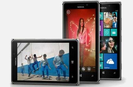 Nokia sẽ ra mắt một loạt điện thoại Lumia mới trong tháng 4 tới.
