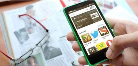 """5 lý do Nokia X """"ghi điểm"""" với người dùng Việt"""