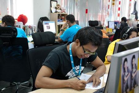 VNG là một trong những khách hàng tiềm năng của Microsoft tại Việt Nam