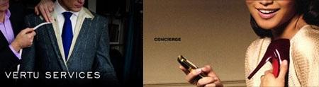 Dịch vụ thượng quyền Vertu Concierge