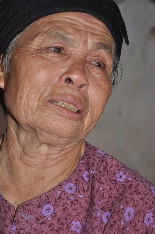 Cả cuộc đời bà chìm trong nỗi đau khi chứng kiến 3 đứa con lần lượt ra đi.