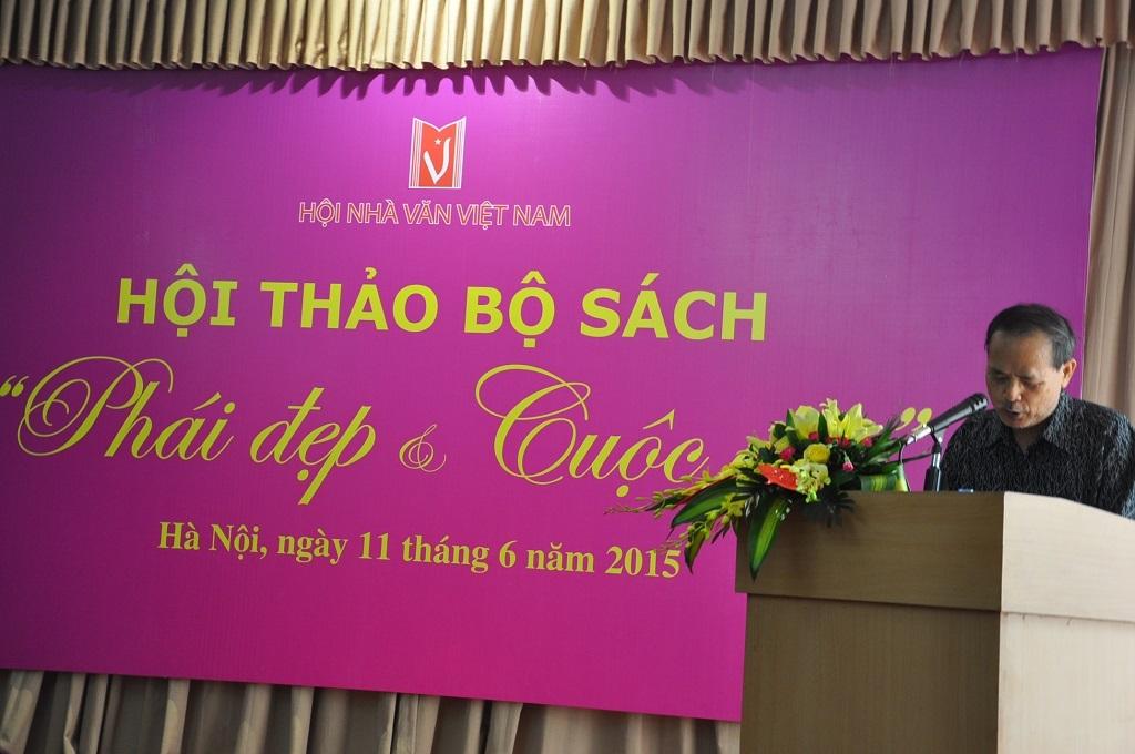 Tiến sĩ Lê Thị Bích Hồng.