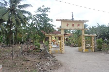 Đất chùa Tân Khánh cấp GCNQSDĐ cho cá nhân dẫn đến tranh chấp kéo dài