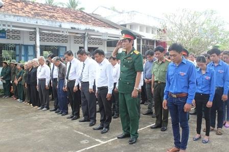 Mặc niệm tưởng nhớ đồng chí Fidel Casrtro - người bạn lớn của nhân dân Việt Nam