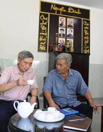 Tướng Lê Kế Lâm bày tỏ ấn tượng với mô hình cải cách thời cố Tổng Bí thư Lê Duẩn