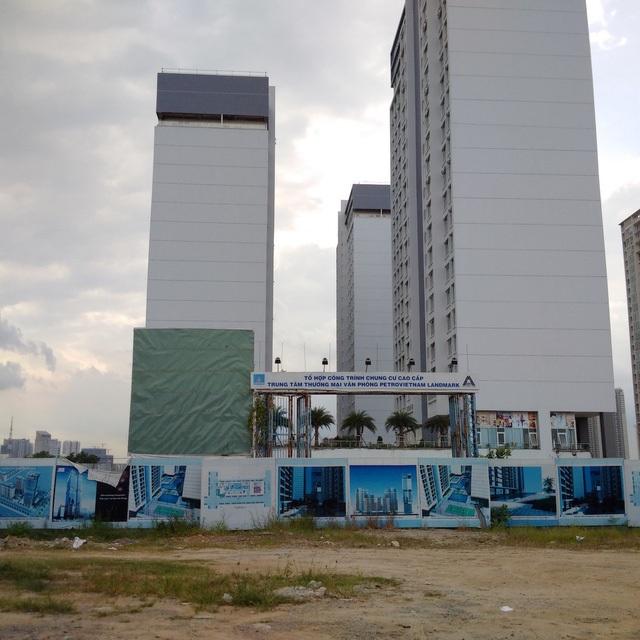 Dự án PetroVietnam Landmark, chủ đầu tư đã chậm bàn giao căn hộ cho khách hàng gần 6 năm, vì mất khả năng tài chính