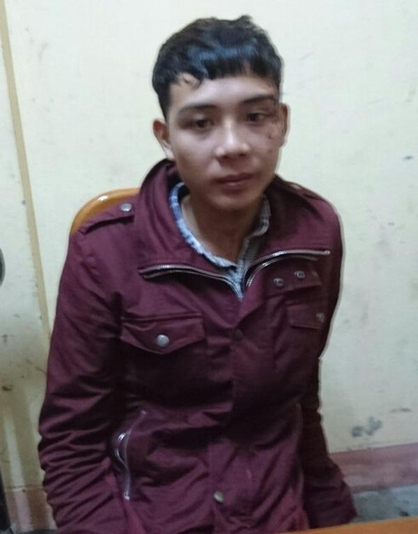 Nghi phạm Hồ Ngọc Hòa bị bắt tạm giữ để phục vụ điều tra