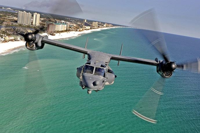 Vì khó khăn tài chính, Israel từ bỏ giấc mơ sở hữu máy bay đa năng V-22 Osprey.