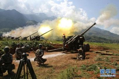 Trung Quốc tổ chức diễn tập thực binh lớn nhất trong năm