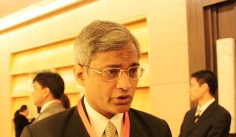 GS. Srikanth Kondapalli.Ảnh: Chinagate.cn