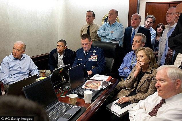 Đặc công Mỹ tiêu diệt Osama bin Laden sắp lộ diện