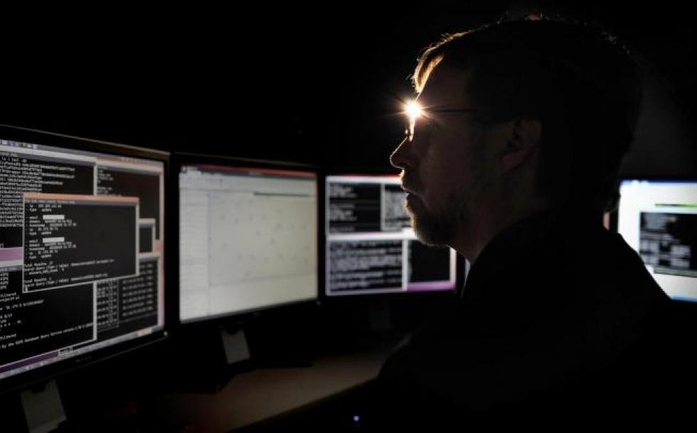 Các chuyên gia an ninh mạng Mỹ đau đầu đối phó với tin tặc từ nước ngoài. (Ảnh minh họa)