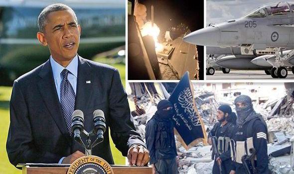 Phương Tây ngày càng lúng túng trong cuộc chiến chống IS.
