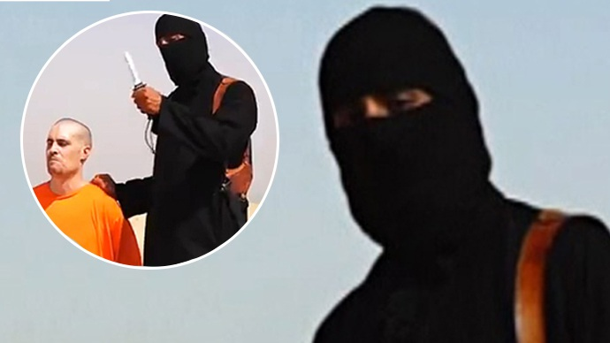 Jihadi John đã hành quyết các con tin phương Tây trong các video của IS được tải lên mạng.