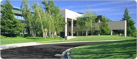 Trụ sở củacông ty Bio-Rad tại Hercules, California.