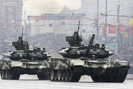 Nga đặt mục tiêu nội địa hóa và hiện đại hóa ít nhất 70% các trang thiết bị quân sự của mình.