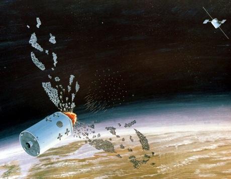 Nga thử sát thủ vệ tinh