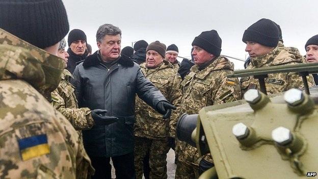 Ukraine bỏ tình trạng không liên kết, hướng tới mục tiêu gia nhập NATO