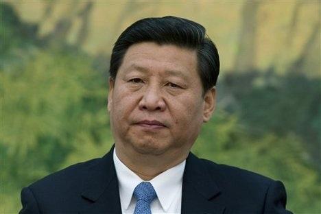 Chủ tịch Trung Quốc Tập Cận Bình. (Ảnh: