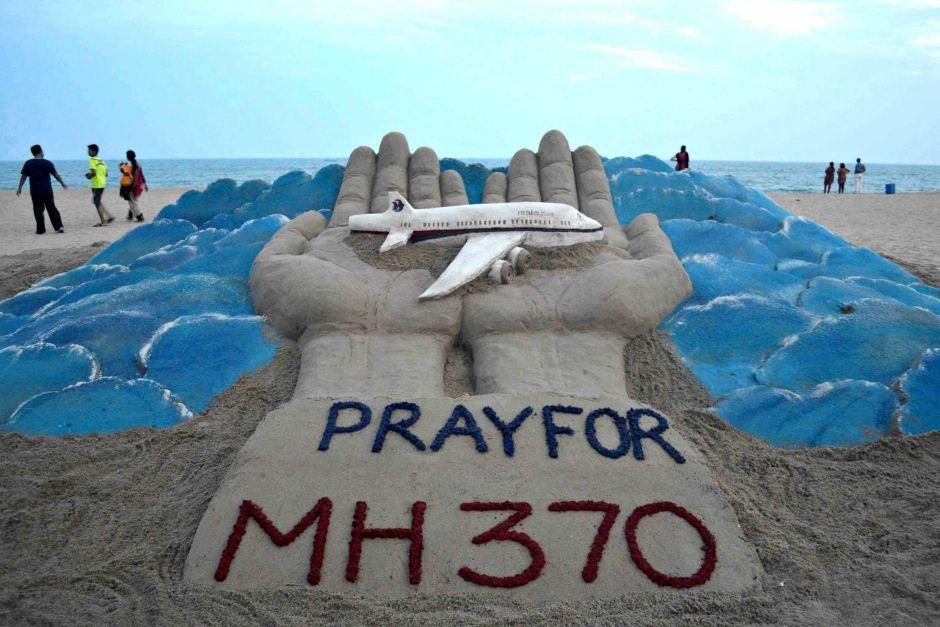Chuyến bay MH370 của Malaysia Airlines đã mất tích hồi tháng 3 năm nay.