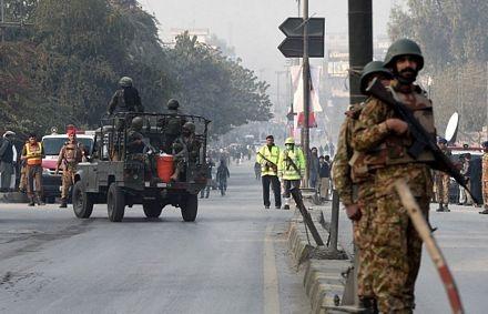 Taliban đã lên tiếng nhận trách nhiệm về vụ tấn công táo tợn này.