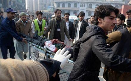 Khoảng 500 học sinh đang có mặt tại trường khi vụ tấn công xảy ra.