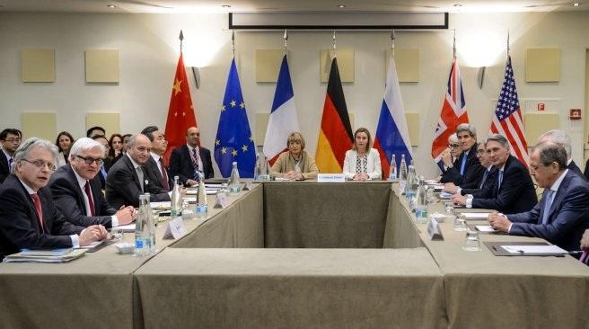 Cuộc đàm phán tại Lausanne