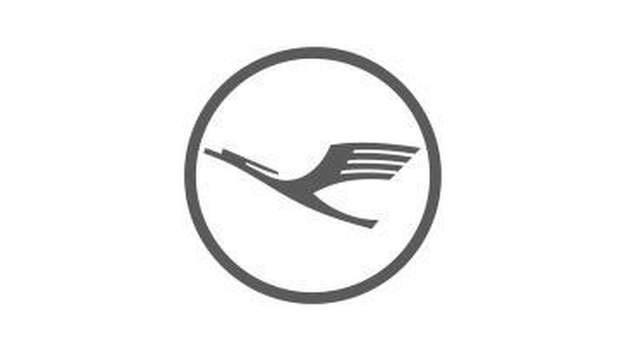 Lufthansa đã đổi logo sang màu xám