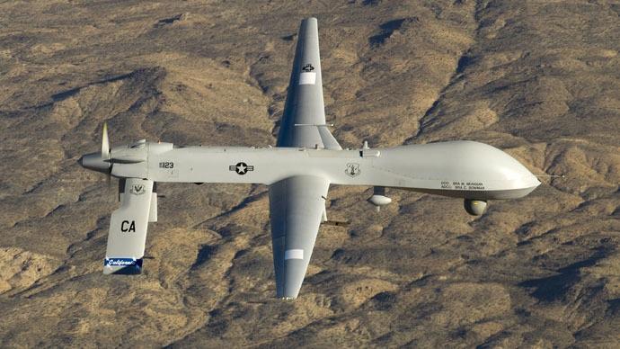 Một máy bay không người lái (Ảnh minh họa: RT)