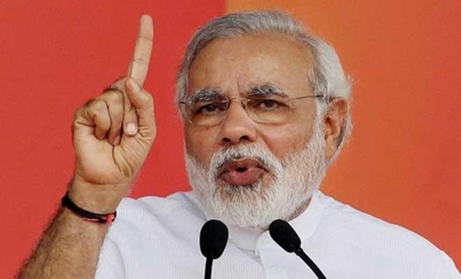 Thủ tướng Narenda Modi (Ảnh: NDTV)