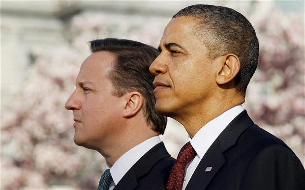 Quyết định của Anh nhằm gia nhập AIIB khiến Mỹ không hài lòng (Ảnh: