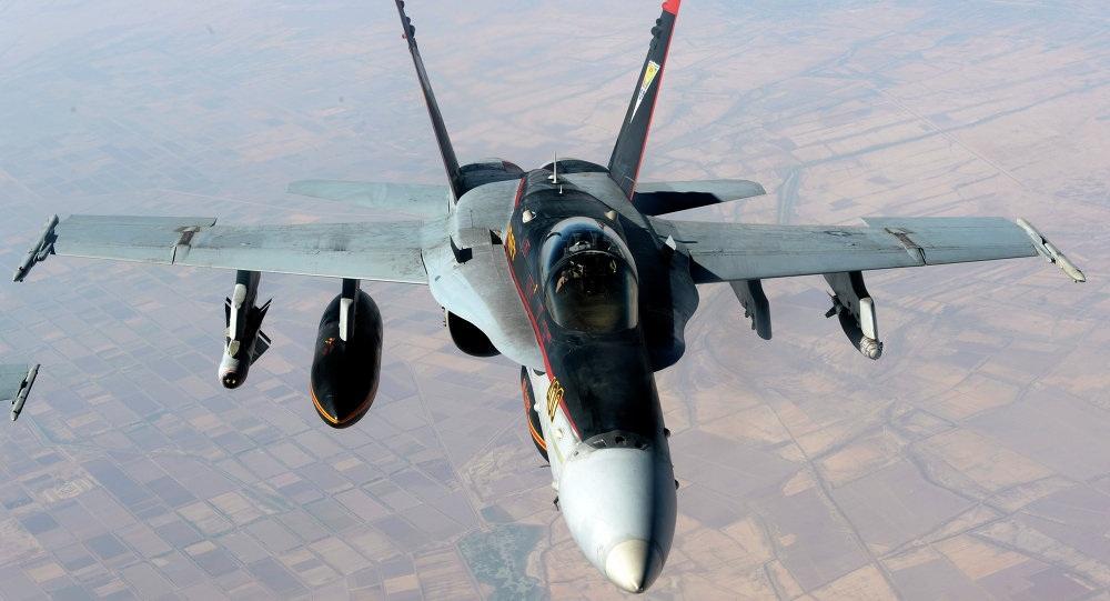 Máy bay chiến đấu của quân đội Mỹ (Ảnh: