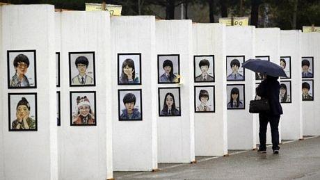 Hơn 300 người đã thiệt mạng trong vụ chìm phà (Ảnh: