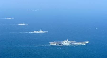 Trung Quốc chỉ trích Phó đô đốc Mỹ vì đề xuất tuần tra chung Biển Đông