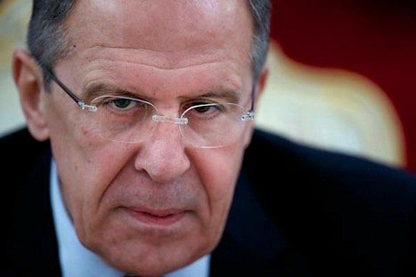 Ngoại trưởng Nga Sergei Lavrov (Ảnh: AP)