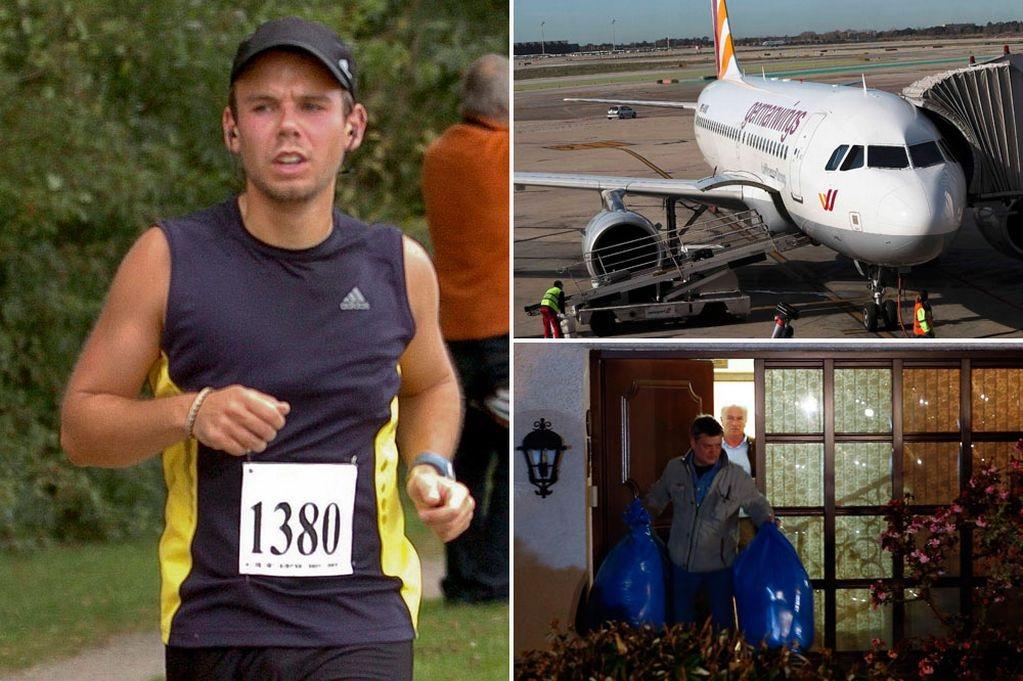 Cơ phó Andreas Lubitz được tin là đã cố tình cho máy bay đâm xuống núi (Ảnh: