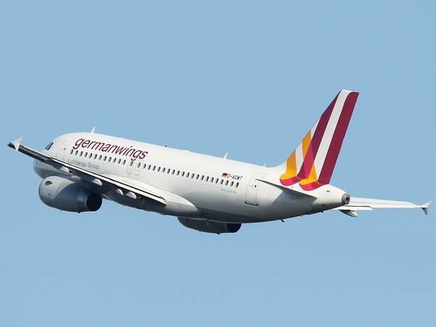 Một chiếc A320 của Germanwings, tương tự chiếc gặp nạn (Ảnh: