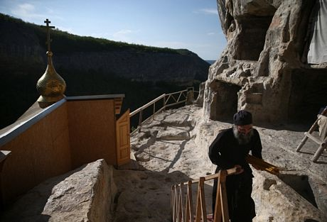 Crimea có khoảng 9.000 địa điểm di sản văn hóa, trong đó có hơn 5.000 địa điểm khảo cổ.