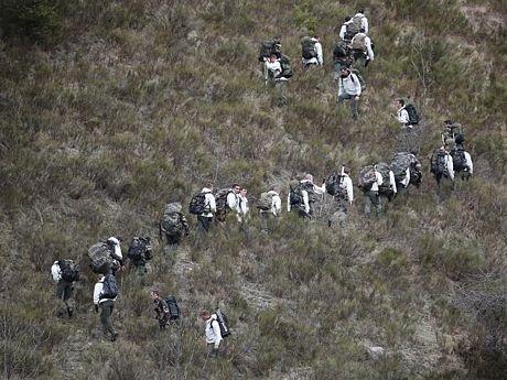 Lực lượng cứu hộ giàu kinh nghiệm đã đượctriển khai cho chiến dịch tìm kiếm.