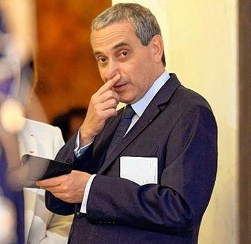 Nhà ngoại giao Stefanini (Ảnh: