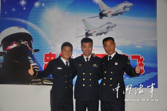 Jiang Tao (giữa), một trong 2 người thiệt mạng trong vụ tai nạn (Ảnh: