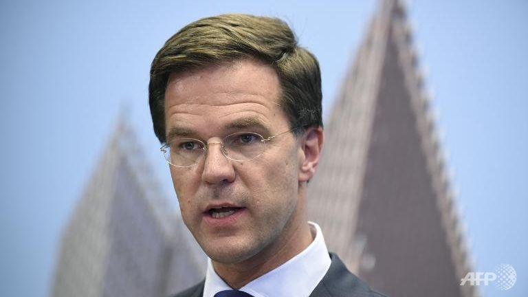Thủ tướng Hà Lan Mark Rutte (Ảnh: