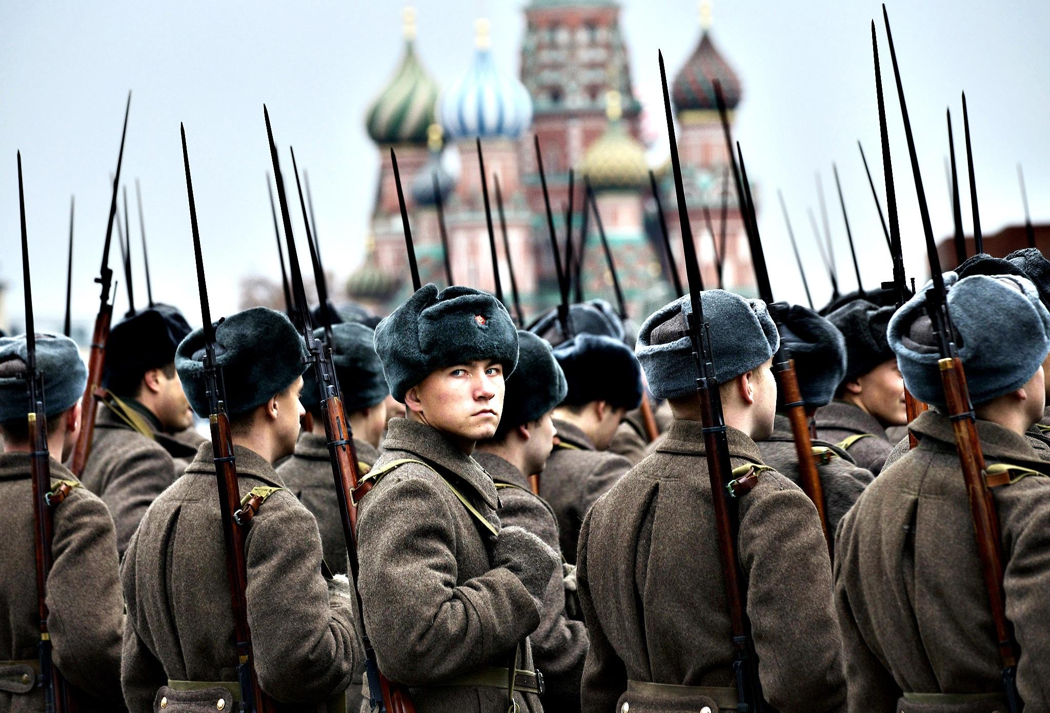 Binh lính Nga. (Ảnh: